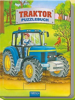 Das Traktor Puzzlebuch