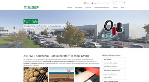 ARTEMIS Kautschuk- und Kunststoff- Technik GmbH