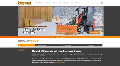 bema GmbH Maschinenfabrik