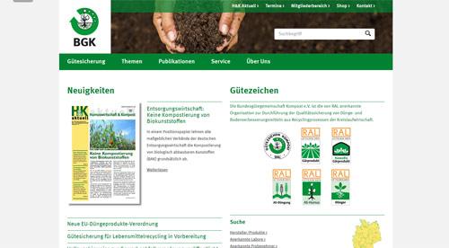 Bundesgütegemeinschaft Kompost e.V.