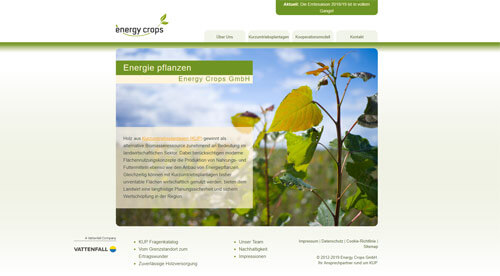 Energy Crops GmbH