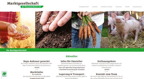 Marktgesellschaft der Naturland Bauern AG
