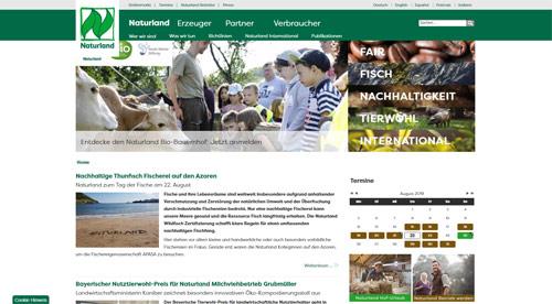 Naturland - Verband für ökologischen Landbau e.V.