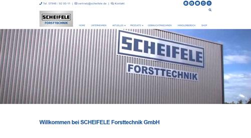 Scheifele Forsttechnik GmbH