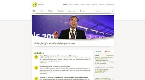 Verband der Deutschen Biokraftstoffindustrie e.V.